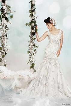 Dar Sara Wedding Dresses 2014