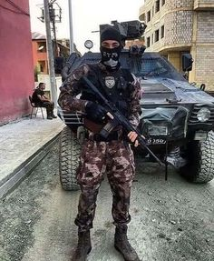 Turkish Turanist Special Force !