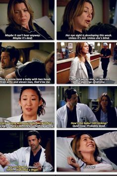 Poor Mer not being able to get her hopes up. I understand in her case.
