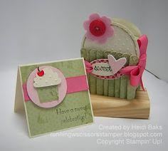 Cupcake Box Tutorial