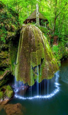 Que hermosa cascada ... #Photo #Photography #Nature