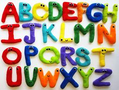 Plush Alphabet Set with Lesson Book! Cool Lettering, Hands On Learning, Sight Words, Kids Gifts, Phonics, Alphabet Letters, Plush, Stitching, Activities