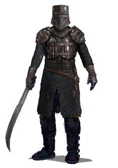 Fantasy Character Design, Character Concept, Character Art, Medieval Armor, Medieval Fantasy, Larp Armor, Fantasy Inspiration, Character Inspiration, Ornstein Dark Souls