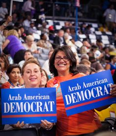 Photo Credit: Kathy Smith  Join in the action at demconvention.com