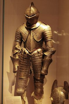 Heavy cavalry armour | Flickr - Photo Sharing!