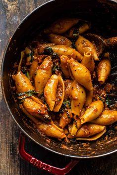 Think Food, Food For Thought, Pasta Recipes, Cooking Recipes, Chicken Recipes, Dessert Recipes, Shrimp Recipes, Ham Recipes, Noodle Recipes