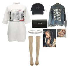 """""""Hookah lounge"""" by colormegourgeous ❤ liked on Polyvore featuring Humble Chic, Topshop and GUESS"""