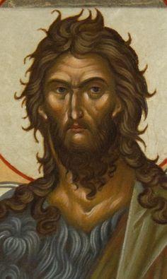 Иоанн Предтеча - Ангел пустыни. Лик.