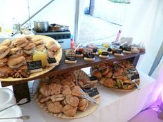 Pictures of Hog Roasts, salads, big pans, paellas and wedding food - Fat Hog & Big Pan Catering