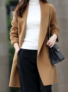 Fashion:Business casual sweater womens new 31 essential steps to winter fashion for work business Winter Mode Outfits, Winter Fashion Outfits, Suit Fashion, Work Fashion, Women's Fashion Dresses, Womens Fashion, Business Casual Sweater, Business Casual Dresses, Casual Sweaters