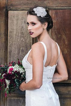 Casquete Bellatrix  - Tulle noivas ❤️ #casquete #fascinator #casamento #bridal #bride #wedding #noiva #bridalaccessories #noivinha  #weddinghair #bridehair #grinalda #bridetobe