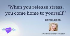 Donna Eden Energy Medicine Techniques for Stress Relief and Relaxation Release Stress, Stressed Out, Stress Management, Where The Heart Is, Stress Relief, Self Love, Affirmations, Kindle, Medicine