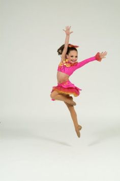 The FIRST ever blog about Maddie Ziegler on Dance Moms!