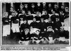 CLUB OLIMPIA DE PARAGUAY, 1902 glory has no price