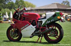 1988 Ducati 750F1 Pantah