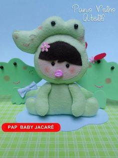 baby jacaré