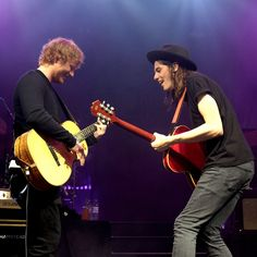 """This Duet of """"Let It Go"""" by James Bay and Ed Sheeran Will Make Your Heart Explode"""