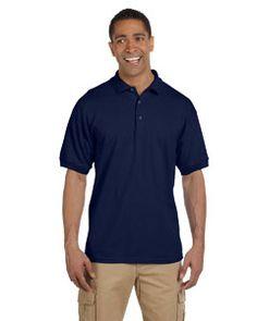 9bba5715b G380 Gildan Adult Ultra Cotton® 6.5 oz. Piqué Polo Event Logo