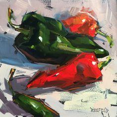 #1097 I Love Peppers