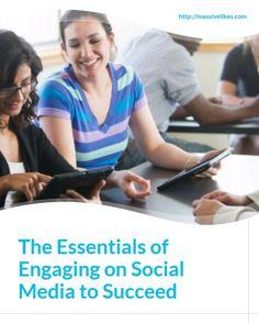Engage On, Social Media Marketing, Essentials, Management