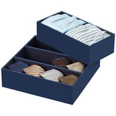 The Container Store > Como Drawer Organizers