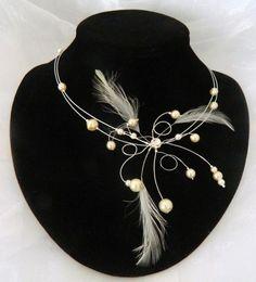 La parure de bijoux mariage Zao se décline désormais en ivoire :Collier mariage Zao perles Ivoires. http://www.azantymariage.com/collier-mariage-zao-perles-ivoires-bijoux-mariee-azanty-les-basiques,fr,4,collierzaoivoire.cfm
