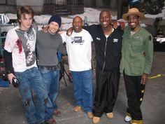 Garrett Hedlund, Mark Wahlberg, Tyrese, Andre 3000 - Jack Lives! (I wish ...)