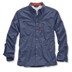 Just found this Sun Protection UV Travel Shirt - Cache Travel Shirt -- Orvis on Orvis.com!