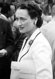 Wallis Simpson, 1940