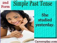 What is simple past tense, rules and its uses with examples????