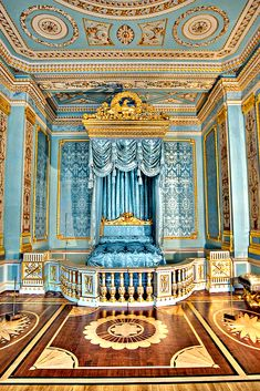 St. Petersburg Palace, Russia.
