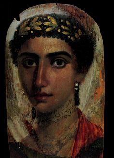 EGYPTE – Portraits du Fayoum – Arrête ton char ✖️More Pins Like This One At FOSTERGINGER @ Pinterest✖️