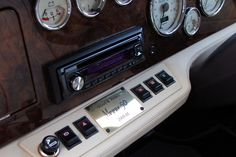 Wood & Pickett Margrave Mini history: Margrave 50 show   car