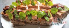 Recept Perník s marmeládou a kompotovanou švestkou Whole 30 Recipes, Food Hacks, Food Tips, Kung Pao Chicken, Avocado Toast, Meals, Breakfast, Ethnic Recipes, Desserts