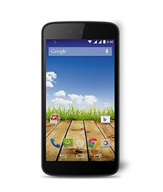 Micromax Canvas A1 with Android One (Magnetic Black) Micromax