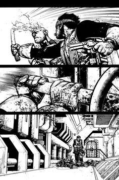 Wild Blue Yonder Issue 5 Page18 by Spacefriend-KRUNK.deviantart.com on @deviantART