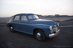 GAZ M20 Pobeda from Russia