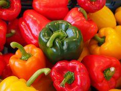 Paprika-Gemüse mit Feta – einfach lecker!