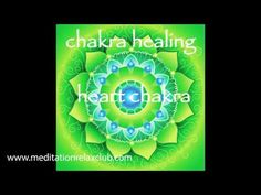 Extremely Powerful | Heart Chakra Opening Vibrations | 1 Hour | 128Hz Frequency Music - YouTube