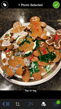 Gingerbread cookies #gingers #gingerbread #cookies #christmas #baking #icing