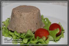 печень в ветчиннице Паштет из печени в ветчиннице - кулинарный рецепт