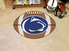 """Penn State Football Mat 20.5"""""""" X 32.5"""""""""""
