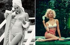 Love this shoot.... I'm starting to think maybe I was born in the wrong era....