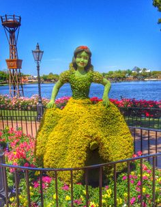 Epcot Flower and Garden 2014. #disney #epcot