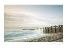 Pebbled Beach Posters by Jo at AllPosters.com