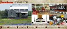 Home : Farmhouse Round Top : Bed & Breakfast, Lodging : Round Top, Texas