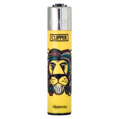 Clipper Lighter - Flint Large - Reggae Hippie - Mill's Breweriana & Collectables eBay Store