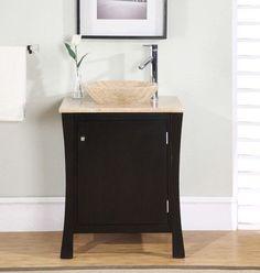 "26"" Maletto Single Vessel Sink Vanity"