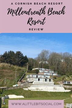 Looking for a quiet, secluded location with the beach on your doorstep without the hustle and bustle of some of the larger resorts. Millendreath Beach Resort, near Looe in the South East of Cornwall, could be exactly what you are looking for. Check out our review.