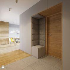 Mieszkanie PW - Hol / przedpokój, styl nowoczesny - zdjęcie od 081architekci